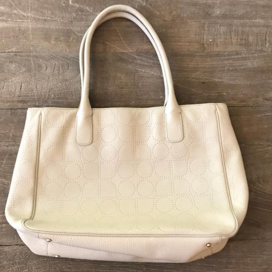 Kate Spade Tote in Cream Image 2