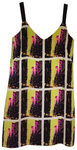 Alice & Trixie short dress multi Silk Colorful on Tradesy