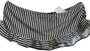 Kamalikulture Sz XL NWT Kamalikulture striped ruffled bottom