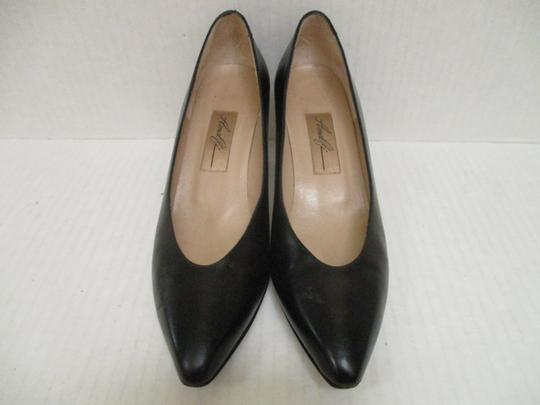 Amalfi Made In Italy Padded Insoles Black Pumps Image 1