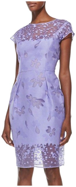 Preload https://img-static.tradesy.com/item/23838159/escada-purple-floral-burnout-sheath-mid-length-cocktail-dress-size-2-xs-0-2-650-650.jpg