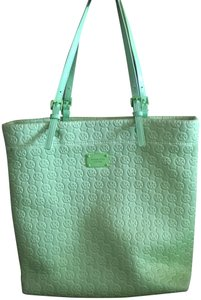 Michael Kors Bags Tote in Lime Green