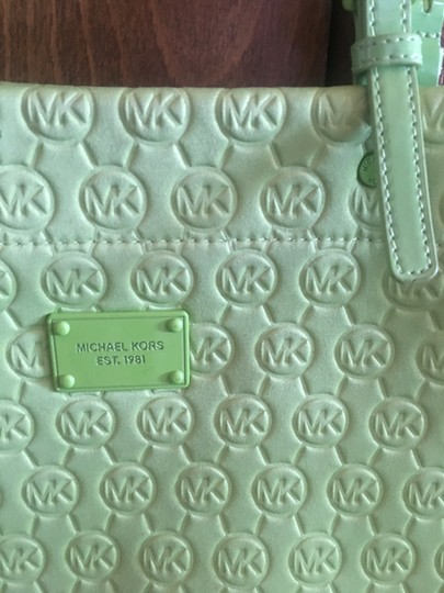Michael Kors Bags Tote in Lime Green Image 2