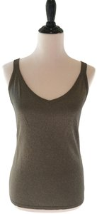 Cerruti 1881 Shirt Blouse Knit Camisole Top Heather brown