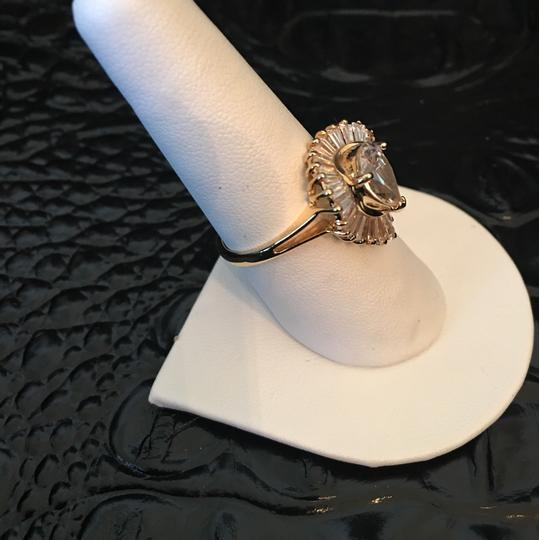 Other 18k gold diamond ring Image 2