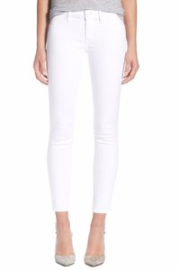 Paige Stretch Legging Skinny Jeans-Light Wash