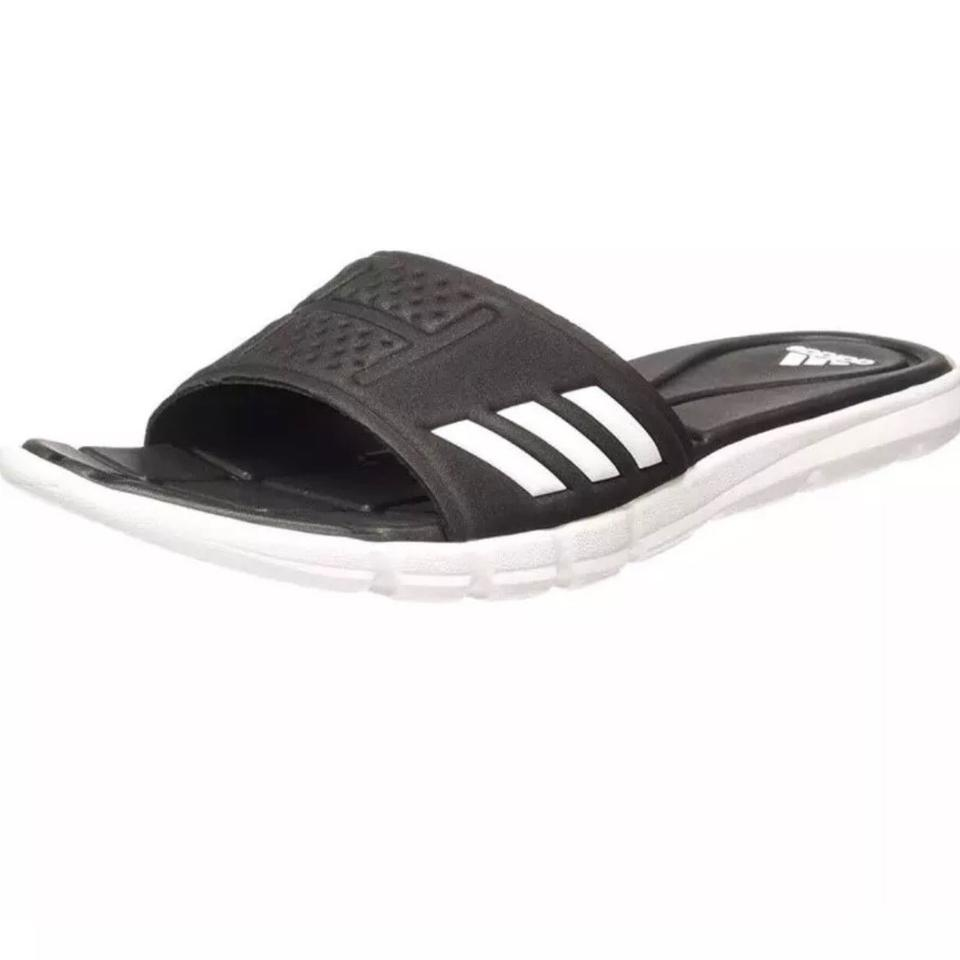 8538ff6ff162 adidas Women s Slide Sandals Size US 10 Regular (M