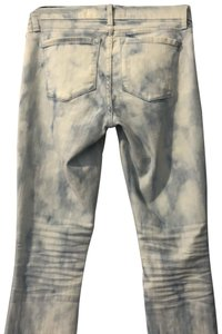 AYR Acid Wash Denim Night Out Eclectic Skinny Jeans-Acid