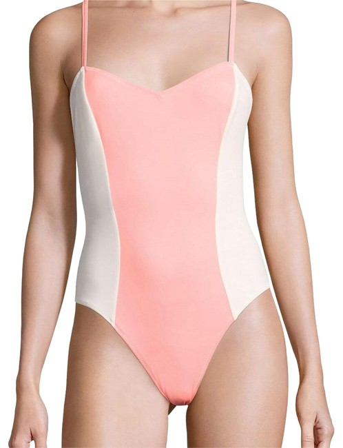 Preload https://img-static.tradesy.com/item/23838564/solid-and-striped-pink-and-white-diana-one-piece-bathing-suit-size-12-l-0-1-650-650.jpg