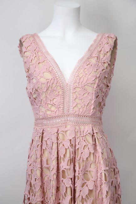 Romeo & Juliet Couture short dress Dusty Pink on Tradesy Image 1