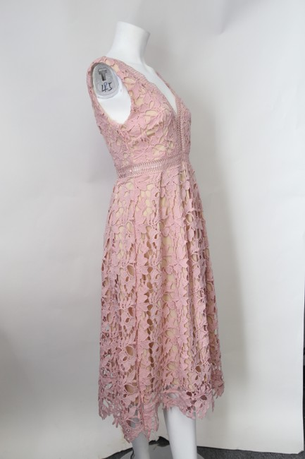 Romeo & Juliet Couture short dress Dusty Pink on Tradesy Image 4