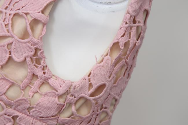 Romeo & Juliet Couture short dress Dusty Pink on Tradesy Image 5