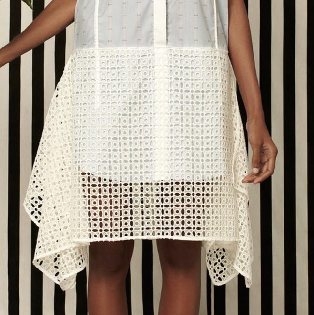 RHI short dress white. on Tradesy Image 1