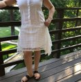 RHI short dress white. on Tradesy Image 2