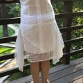 RHI short dress white. on Tradesy Image 3