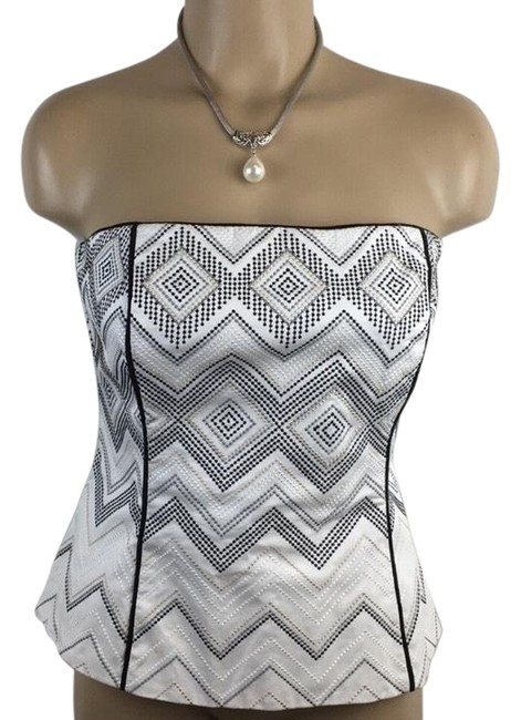 Item - Sleeveless Print Top