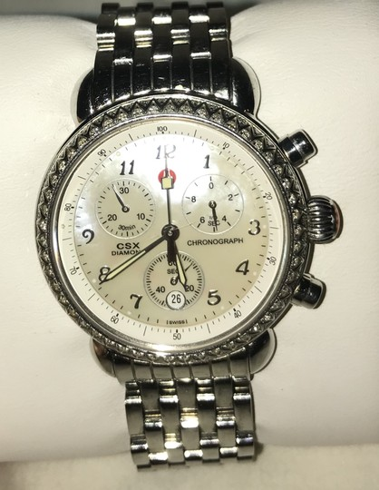 Michele Michele diamond watch Image 1