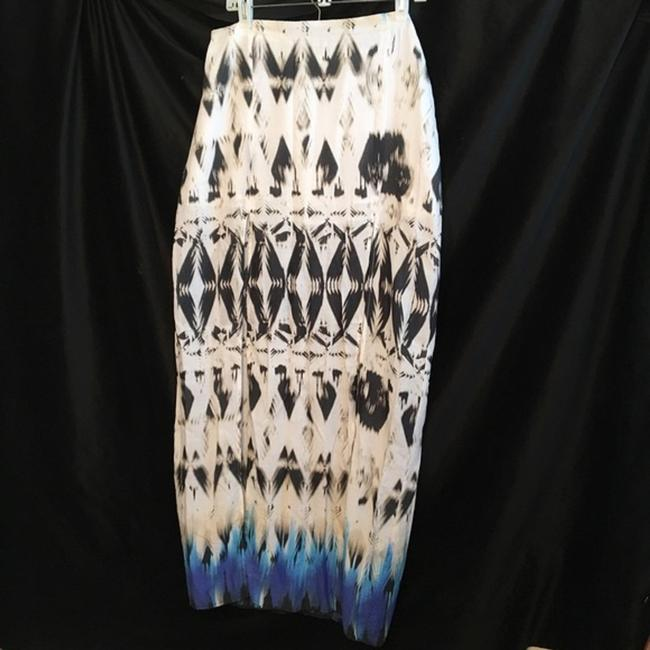 Love Sam Maxi Skirt Print Image 4