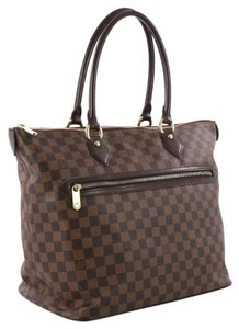 Louis Vuitton Gm Shoulder Bags Gm Bags Discontinued Tote in Brown