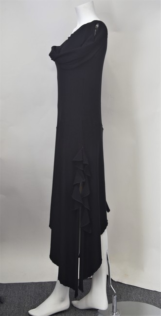 Black Maxi Dress by Cari Borja Image 2