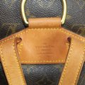 Louis Vuitton Montsouris Mm Monogram Leather Canvas Weekend Travel Bags Backpack Image 8