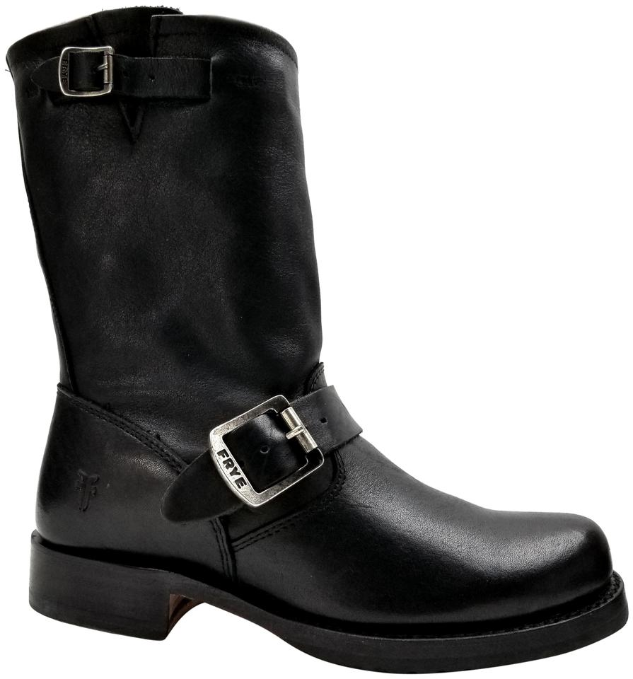 Veronica Booties Black Short Boots Frye q1xO4CB