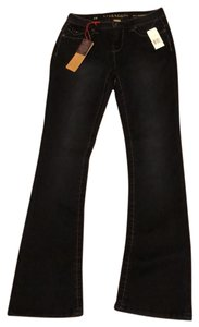 Liverpool Jeans Company Boot Cut Jeans-Dark Rinse