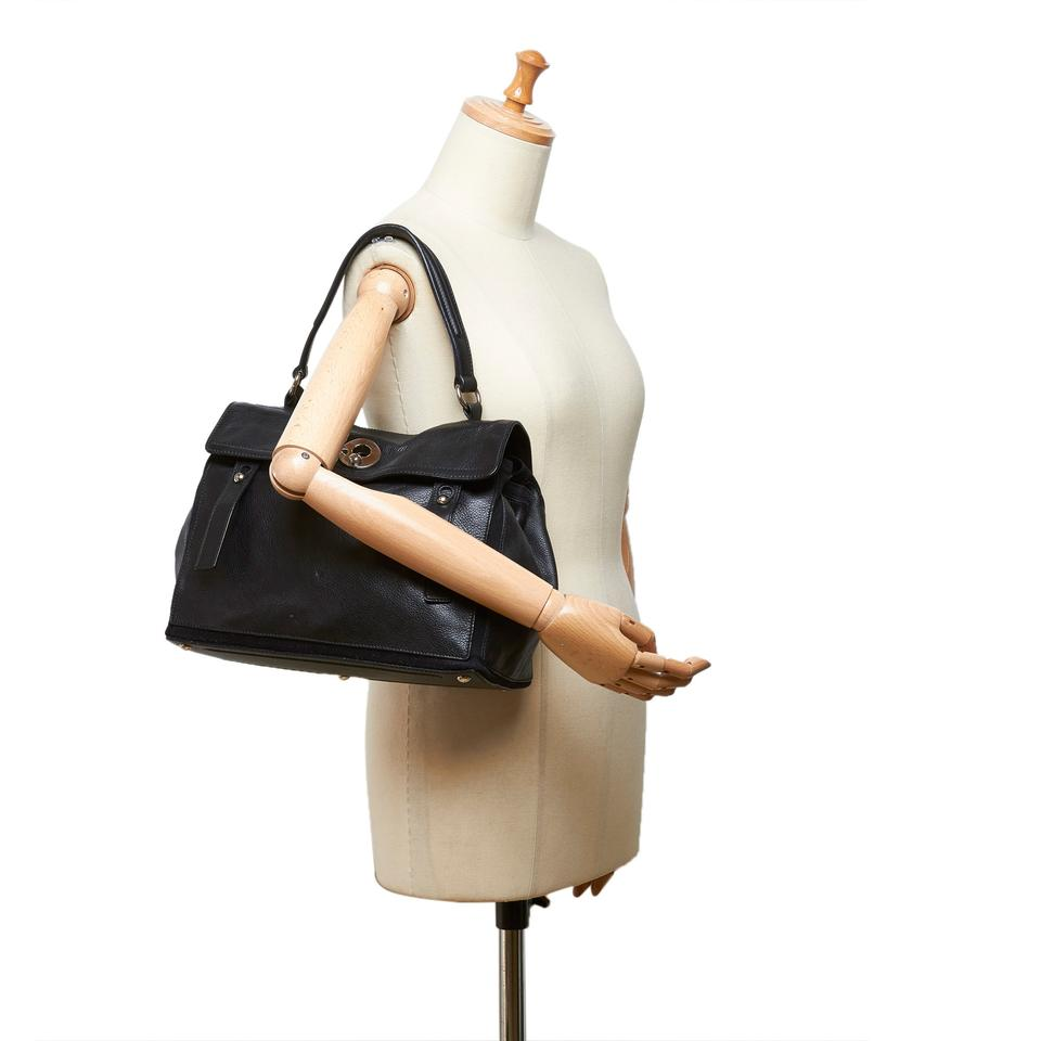 Muse X Laurent Leather Saint Baguette Others Black Muse Two WE1nnAfYq