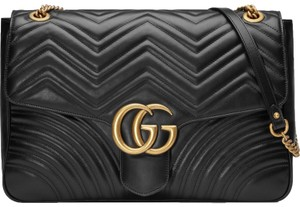 Gucci Marmont Large Shoulder Bag