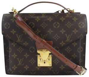 Louis Vuitton Monceau Metis Pochette Beverly Cross Body Bag
