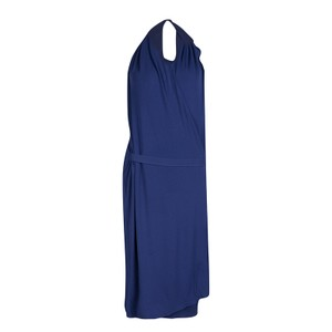 Maison Margiela Blue Halter Top