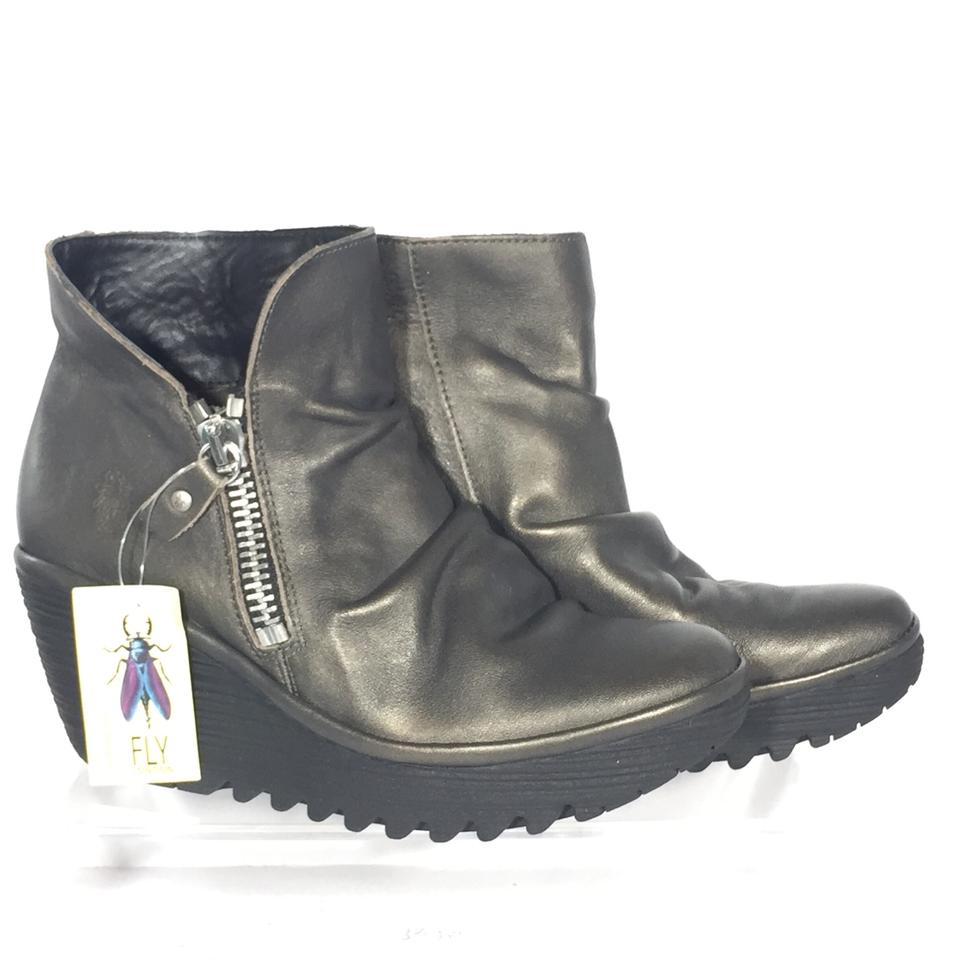 factory price best place amazon FLY London Yoxi P500755006 Boots/Booties Size EU 38 (Approx. US 8 ...