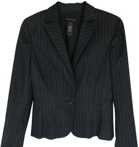 Kenneth Cole Office Casual Black Blazer