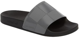 Adidas by Raf Simons Adilette Men 8 Gray Sandals