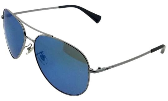 Preload https://img-static.tradesy.com/item/23841361/coach-hc7035-914455-unisex-gunmetal-frame-blue-lens-59mm-genuine-sunglasses-0-1-540-540.jpg