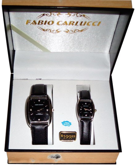 Preload https://img-static.tradesy.com/item/23841374/black-his-and-hers-set-of-wristwatches-watch-0-1-540-540.jpg