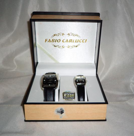 Fabio Carlucci HIS AND HERS SET OF WRISTWATCHES FABIO CARLUCCI