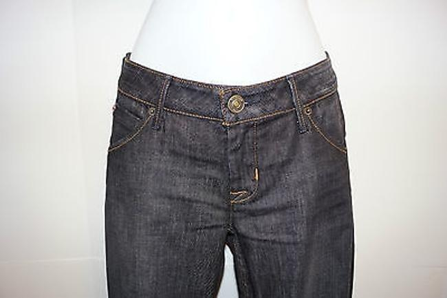 Hudson Jeans New Carly Flap Triangle Pocket Emer Women Straight Leg Jeans Image 1