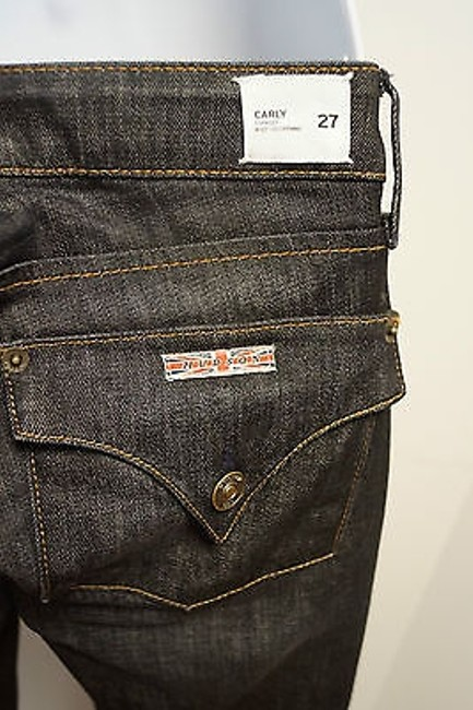 Hudson Jeans New Carly Flap Triangle Pocket Emer Women Straight Leg Jeans Image 2