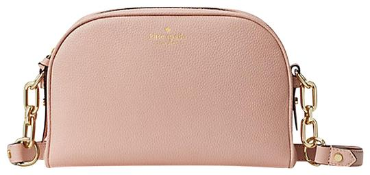 Preload https://img-static.tradesy.com/item/23841666/kate-spade-darian-mulberry-street-pink-leather-cross-body-bag-0-1-540-540.jpg