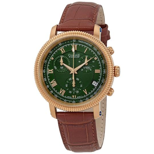 Preload https://img-static.tradesy.com/item/23841682/president-ii-chronograph-green-dial-mens-watch-0-0-540-540.jpg