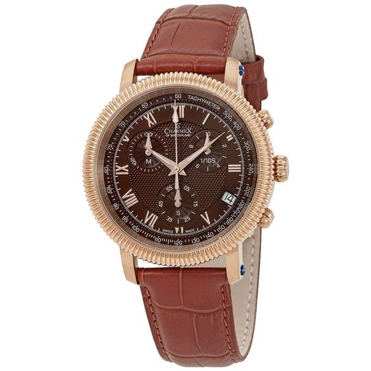 Preload https://img-static.tradesy.com/item/23841706/president-ii-chronograph-brown-dial-mens-watch-0-0-540-540.jpg
