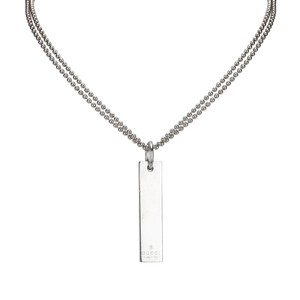 Gucci necklaces up to 70 off at tradesy gucci ball chain pendant necklace mozeypictures Choice Image