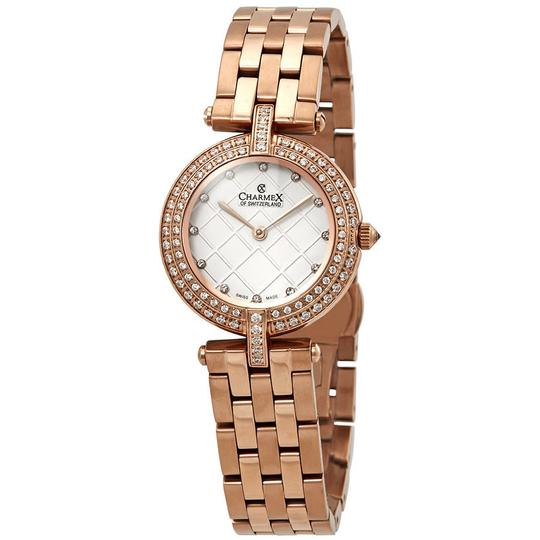 Preload https://img-static.tradesy.com/item/23841852/las-vegas-crystal-white-dial-ladies-watch-0-0-540-540.jpg