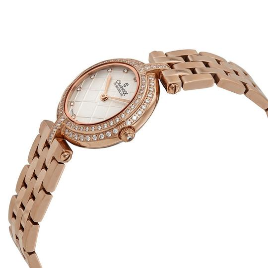 Charmex Charmex Las Vegas Crystal White Dial Ladies Watch