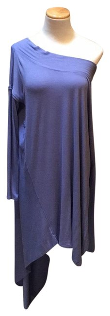 Preload https://img-static.tradesy.com/item/23842044/free-people-blue-off-the-shoulder-tunic-size-12-l-0-1-650-650.jpg