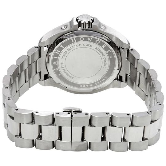 Saint Honore Saint Honore Coloseo Mens Multifunction Stainless Steel Watch