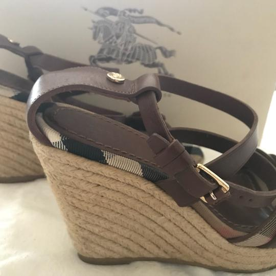 Burberry Wedges