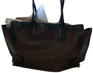 Chloé Tote in black and Brown