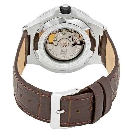 Saint Honore Saint Honore Worldcode Automatic White Dial Mens Watch AFIN